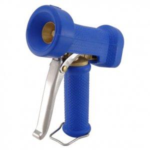 pistola de latón