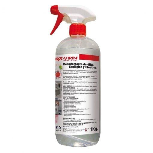 botella ox-virin 1 litro
